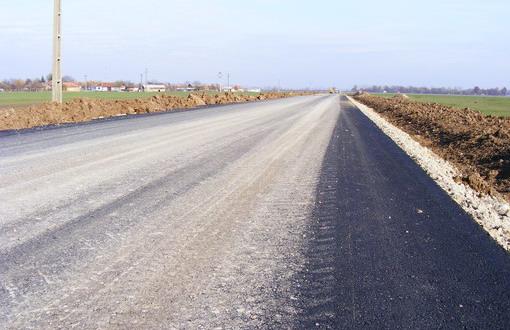 Portiune-mijloc drum-finalizat